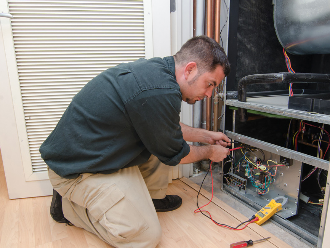 HVAC Repair in Charleston, SC